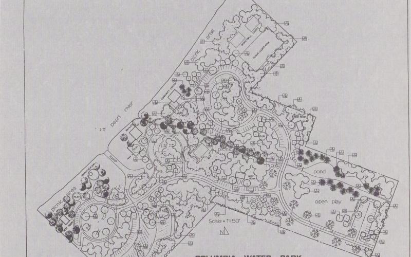 Columbia Water Park - Master Plan