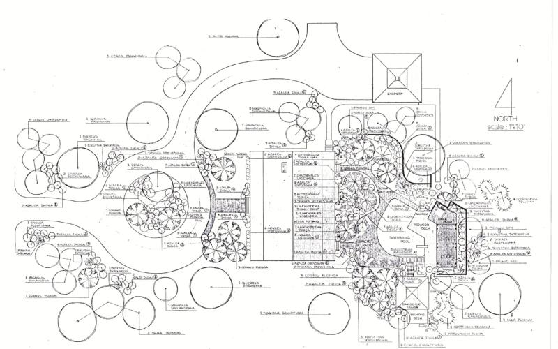 Hartzog Residence - Master Plan
