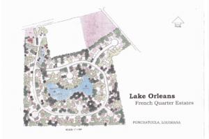 Lake Orleans French Quarter Estates