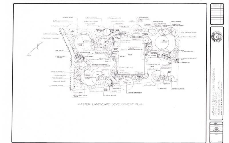 May Residence - Master Plan