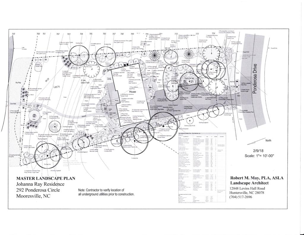 Ray Residence - Master Plan